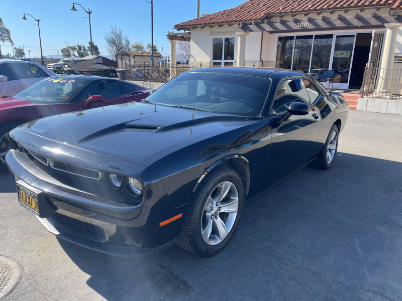 2018 Dodge Challenger for sale at Soledad Auto Sales in Soledad CA
