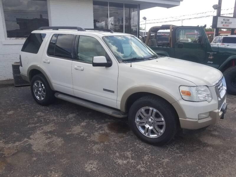 2008 Ford Explorer for sale at Eastern Motors in Altus OK