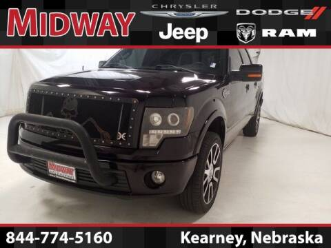 2010 Ford F-150 for sale at MIDWAY CHRYSLER DODGE JEEP RAM in Kearney NE