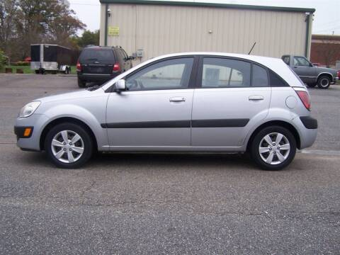2009 Kia Rio5 for sale at Darin Grooms Auto Sales in Lincolnton NC