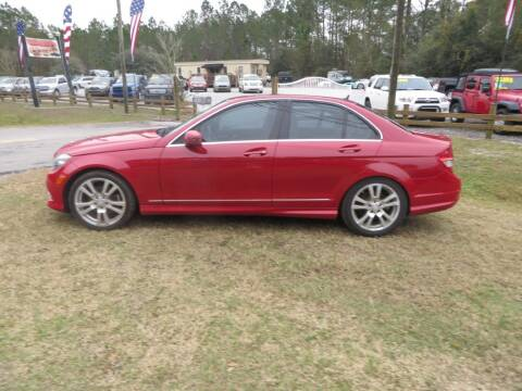 2011 Mercedes-Benz C-Class for sale at Ward's Motorsports in Pensacola FL