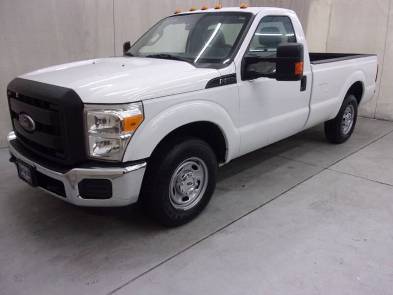 2014 Ford F-250 Super Duty for sale at Paquet Auto Sales in Madison OH