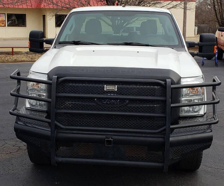 2015 Ford F-250 Super Duty for sale at Terry Halbert Auto Sales in Yukon OK