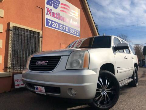 2010 GMC Yukon for sale at Nations Auto Inc. II in Denver CO