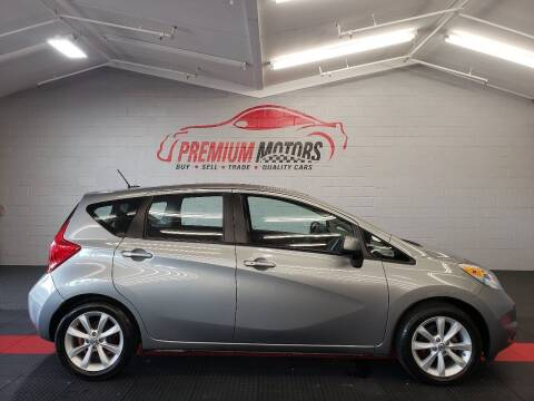2014 Nissan Versa Note for sale at Premium Motors in Villa Park IL