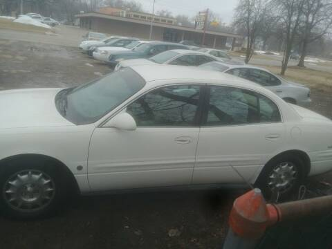 2001 Buick LeSabre for sale at D & D Auto Sales in Topeka KS
