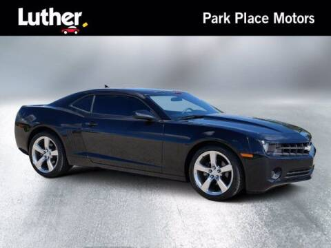 2013 Chevrolet Camaro for sale at Park Place Motor Cars in Rochester MN
