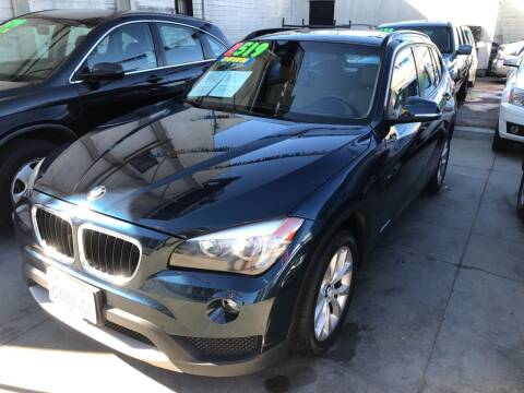 2013 BMW X1 for sale at Excelsior Motors , Inc in San Francisco CA