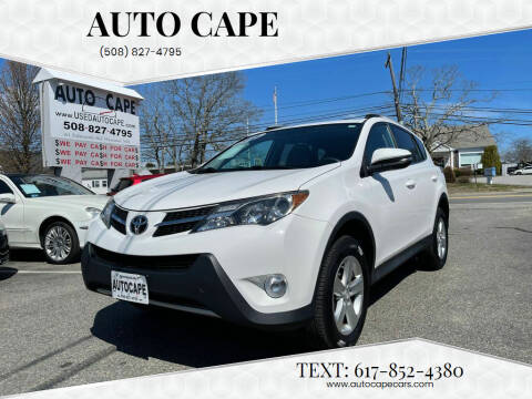 2014 Toyota RAV4 for sale at Auto Cape in Hyannis MA