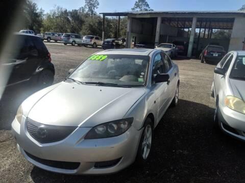 2006 Mazda MAZDA3 for sale at Ebert Auto Sales in Valdosta GA