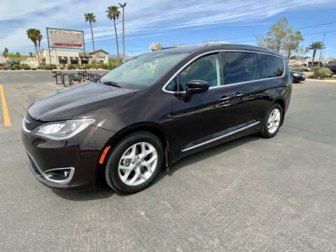 2017 Chrysler Pacifica for sale at Charlie Cheap Car in Las Vegas NV