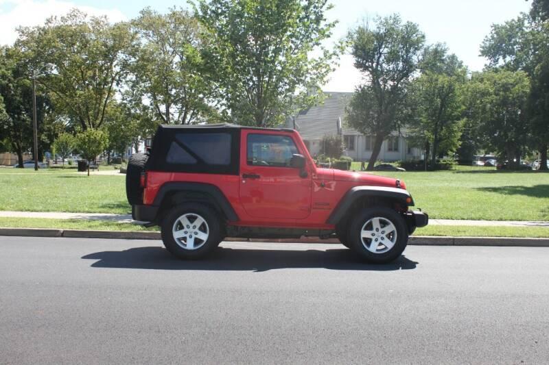 2013 Jeep Wrangler for sale at Lexington Auto Club in Clifton NJ