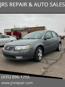 2006 Saturn Ion for sale at JRS REPAIR & AUTO SALES in Richfield UT