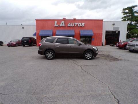 2008 Buick Enclave for sale at L A AUTOS in Omaha NE