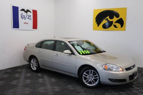2008 Chevrolet Impala for sale at Carousel Auto Group in Iowa City IA