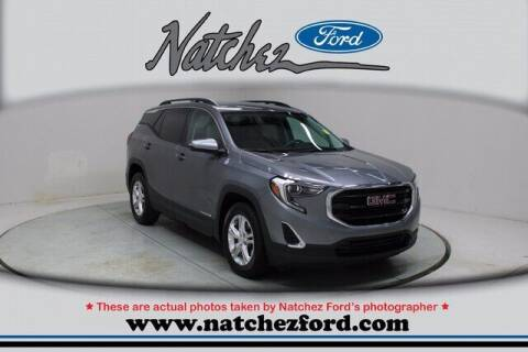 2018 GMC Terrain for sale at Auto Group South - Natchez Ford Lincoln in Natchez MS