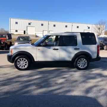 2007 Land Rover LR3 for sale at Platinum Motor Sports in La Grange KY