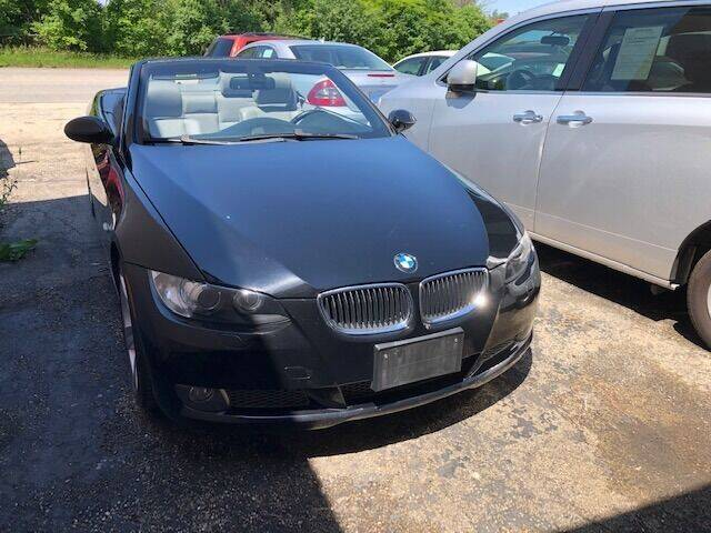 2007 BMW 3 Series for sale at NORTH CHICAGO MOTORS INC in North Chicago IL