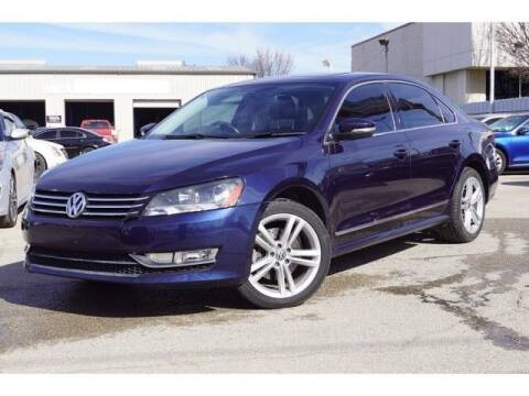 2014 Volkswagen Passat for sale at Watson Auto Group in Fort Worth TX