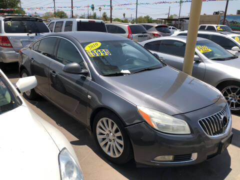 2011 Buick Regal for sale at Valley Auto Center in Phoenix AZ