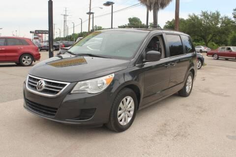 2012 Volkswagen Routan for sale at Flash Auto Sales in Garland TX