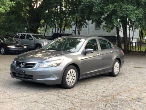 2009 Honda Accord for sale at Emory Street Auto Sales and Service in Attleboro MA