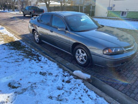 2004 Chevrolet Impala for sale at RIVER AUTO SALES CORP in Maywood IL