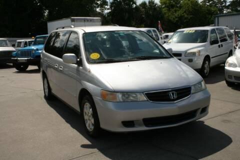 2004 Honda Odyssey for sale at Mike's Trucks & Cars in Port Orange FL