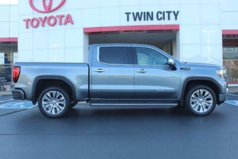 2021 GMC Sierra 1500 for sale at Twin City Toyota in Herculaneum MO