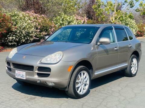 2006 Porsche Cayenne for sale at Silmi Auto Sales in Newark CA