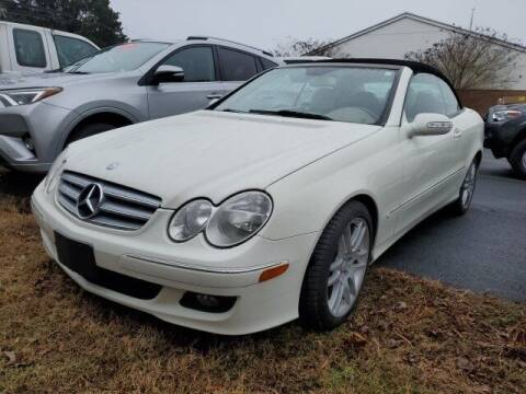 2009 Mercedes-Benz CLK for sale at Impex Auto Sales in Greensboro NC