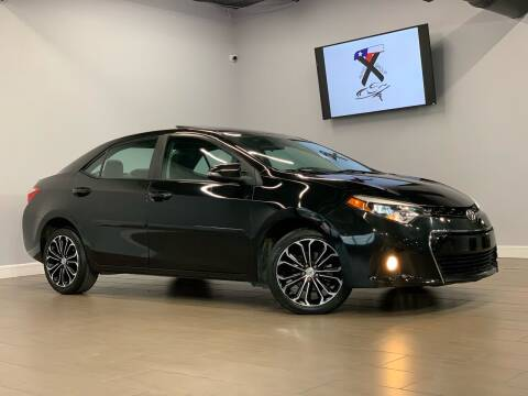 2014 Toyota Corolla for sale at TX Auto Group in Houston TX