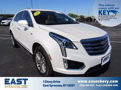 2017 Cadillac XT5 for sale at East Syracuse Performance Sales & Service in Syracuse NY