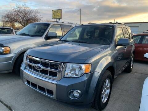 2011 Ford Escape for sale at Martell Auto Sales Inc in Warren MI
