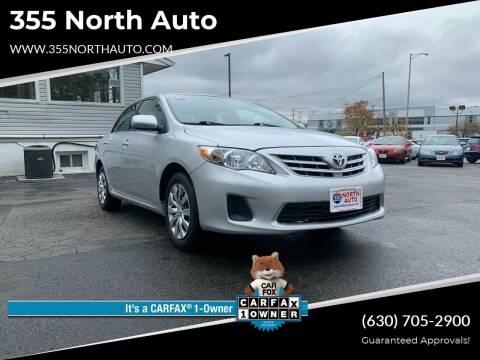 2013 Toyota Corolla for sale at 355 North Auto in Lombard IL