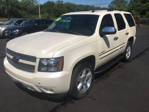 2008 Chevrolet Tahoe for sale at ROUTE 6 AUTOMAX in Markham IL