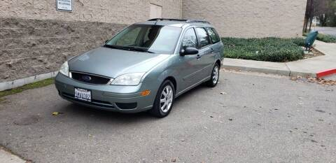 2005 Ford Focus for sale at SafeMaxx Auto Sales in Placerville CA