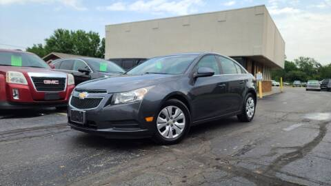 2013 Chevrolet Cruze for sale at Sedo Automotive in Davison MI