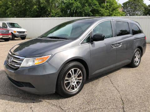 2012 Honda Odyssey for sale at SKY AUTO SALES in Detroit MI