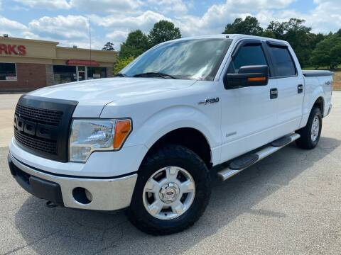 2014 Ford F-150 for sale at Gwinnett Luxury Motors in Buford GA