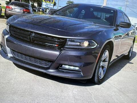 2016 Dodge Charger for sale at Global Pre-Owned in Fayetteville GA
