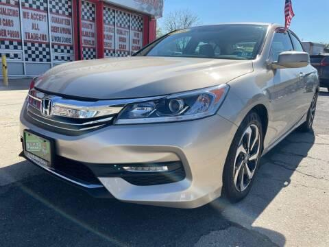 2016 Honda Accord for sale at AUTORAMA SALES INC. - Farmingdale in Farmingdale NY