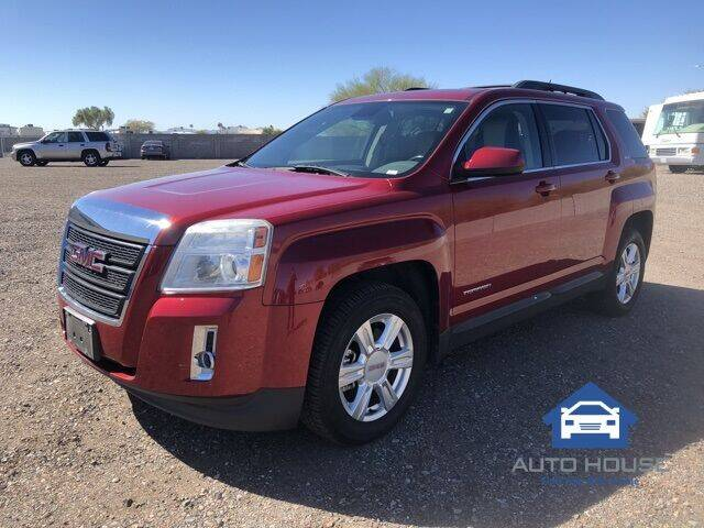 2015 GMC Terrain for sale at AUTO HOUSE PHOENIX in Peoria AZ