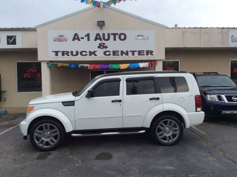 2011 Dodge Nitro for sale at A-1 AUTO AND TRUCK CENTER in Memphis TN