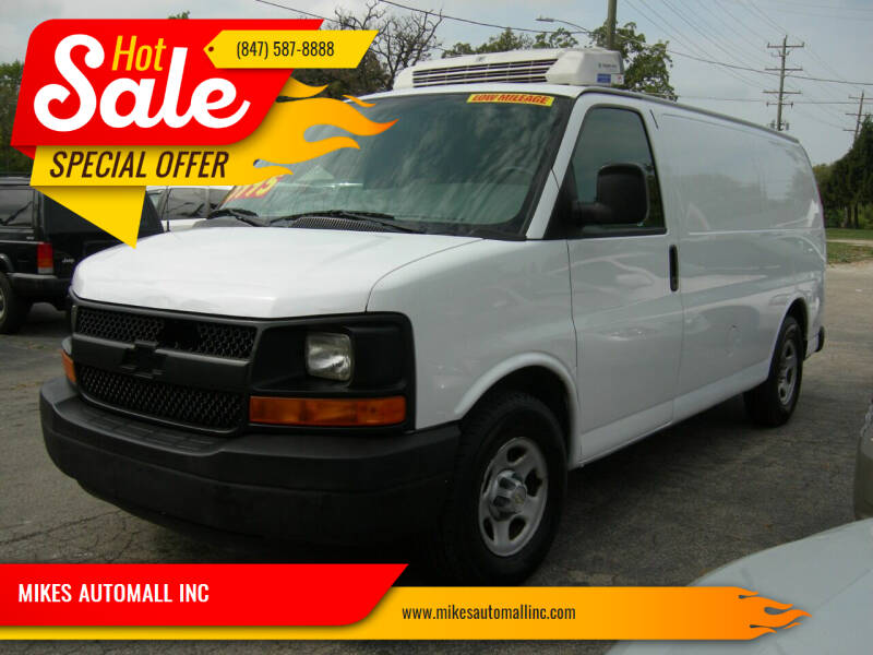 2008 Chevrolet Express Cargo for sale at MIKES AUTOMALL INC in Ingleside IL