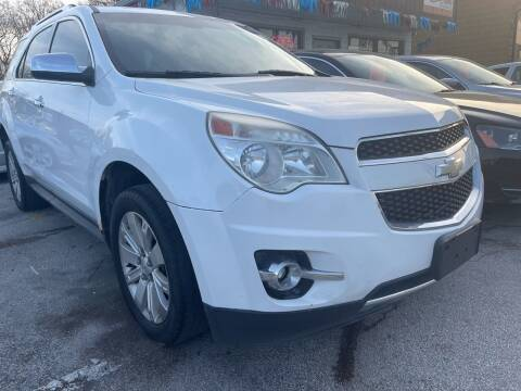 2010 Chevrolet Equinox for sale at STL Automotive Group in O'Fallon MO
