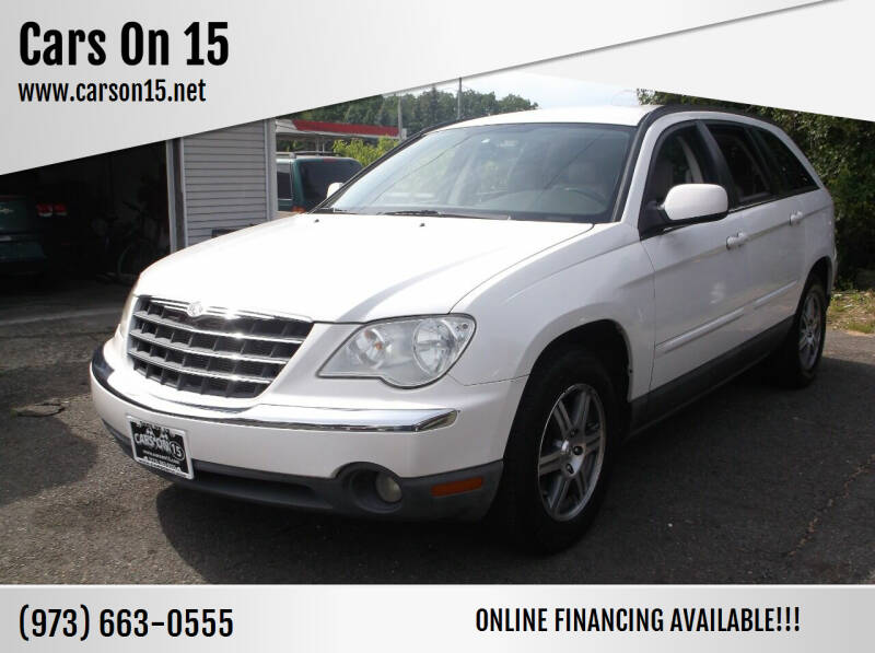 2007 Chrysler Pacifica for sale at Cars On 15 in Lake Hopatcong NJ