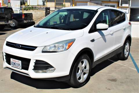2013 Ford Escape for sale at Good Vibes Auto Sales in North Hollywood CA