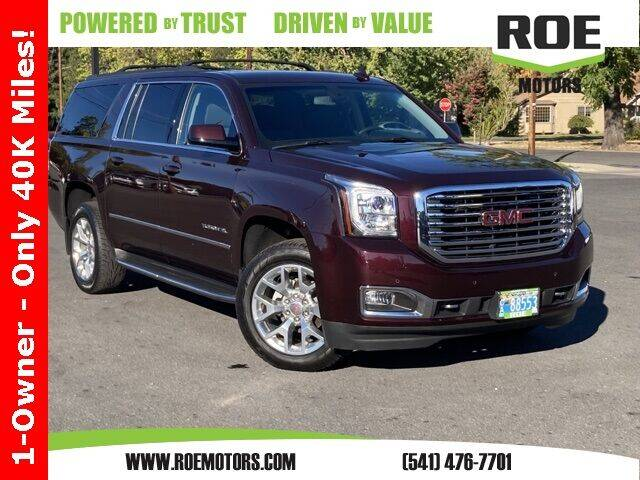 2017 GMC Yukon XL for sale in Grants Pass, OR