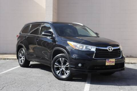 2016 Toyota Highlander for sale at El Compadre Trucks in Doraville GA